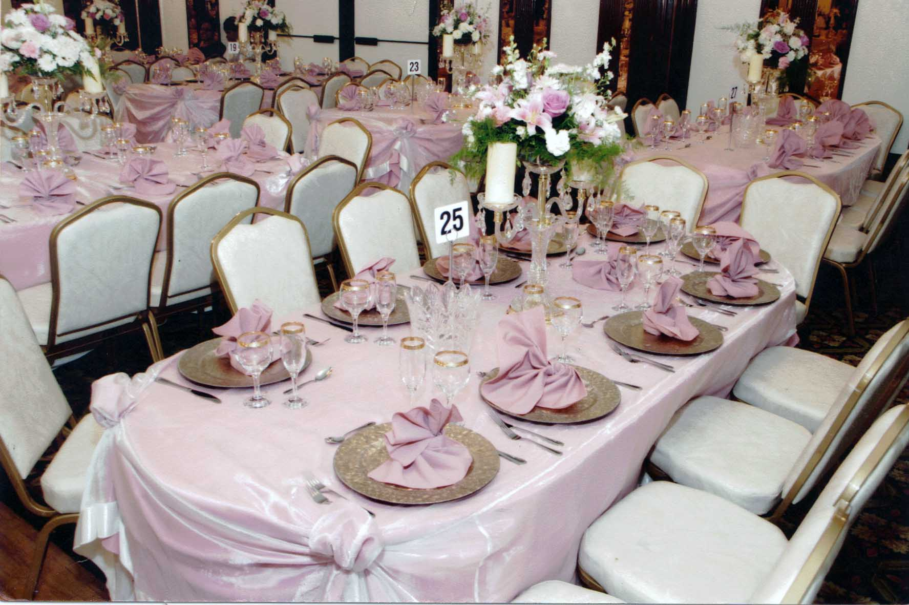 Party Table Setup & Mesmerizing Party Table Setup Contemporary - Best inspiration home ...