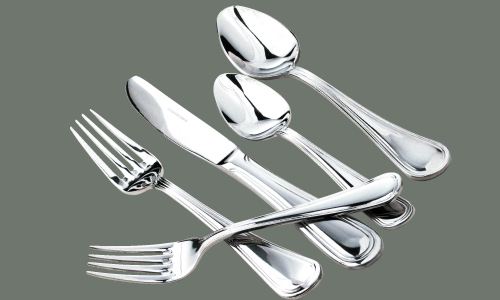 Continental Serving Set