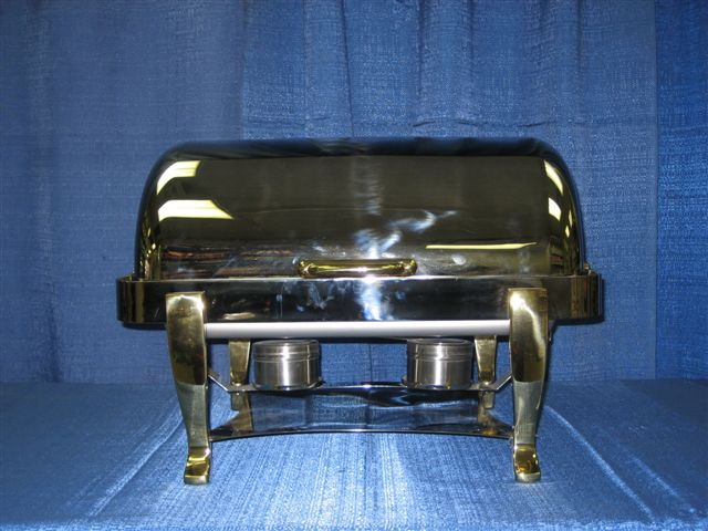 Roll Top Chaffer 8 QT