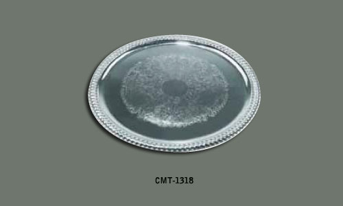 Stainless Ovel Tray